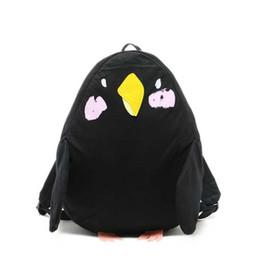 China Japanese Cute Animal Backpacks Parrot Bird Shape School Bags for Teenage Girl Kawaii Mochila Feminina Large Travel Rucksack Q173 cheap cute school bags for teenage girls suppliers
