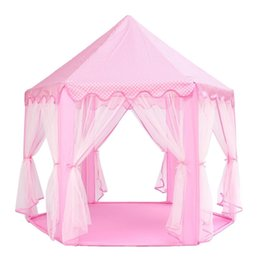 Fairy Princess Toys UK - Beach Tent Portable Princess Castle Play Tent Activity Fairy House Fun Indoor Outdoor Playhouse Baby Playing Toy