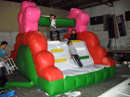 amusement games Australia - outdoor PVC inflatable amusement park game slide with good quality