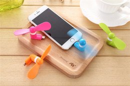 $enCountryForm.capitalKeyWord Australia - 2019 Portable Xiaomi Mini Micro USB type C Cool Flexible Fan Mobile Phone Gadget Cooler For iphone XS MAX XR X 8 plus
