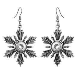 $enCountryForm.capitalKeyWord UK - Charm metal Snap Button Earring Female Fashion DIY Jewelry (fit 12mm Snap) TZ600-1