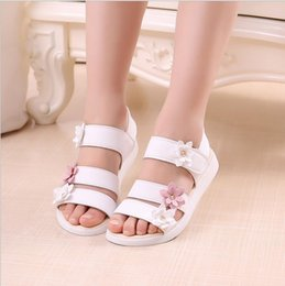 $enCountryForm.capitalKeyWord Canada - Girls Sandals 2018 Summer New Korean Princess Baby Shoes Children's beach shoes Big Student Cool