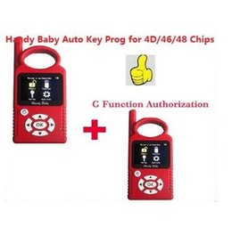 Ford car key chip online shopping - New Russia Portuguese Version V8 Handy Baby G Funtion Car Key Prog Auto Key Programmer for D Chips G Chip Copy Function