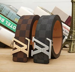 Wholesale New Fashion luxury strap Designer Classic style brand high quality business belts for mens womens Letter buckle Jeans Dress Belt