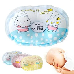 Pillow Baby Bedding 33*18cm Cartoon Baby Pillow Pp Cotton Baby Head Protection Pad Toddler Headrest Pillow Baby Sleep Positioner Anti Fall Cushion Selling Well All Over The World