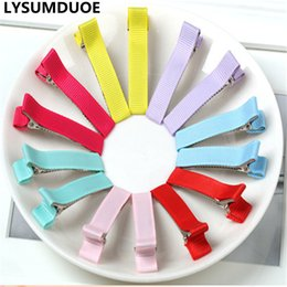 $enCountryForm.capitalKeyWord Australia - Candy Color Princess Hairpin Accessories Girl Solid Hair Clips Safety Barrette Clothing Hairpins Kids Christmas Gift Duck Clip Gift