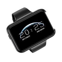 Wrist Watch Mp3 Mp4 UK - New DM98 I5S Smart Mobile Watch 2.2-inch MTK2502C Pedometer SIM Video Record Music TF Card Extend GSM MP3 MP4 Camera Smartwatch