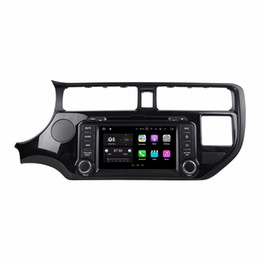"Gps Kia Rio Canada - 2GB RAM Quad Core 2 din 7"" Android 7.1 Car DVD Player for Kia K3 RIO 2011 2012 With Radio GPS WIFI Bluetooth USB 16GB ROM"