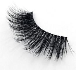 Silk Lash Extensions UK - y22-SUPER 3D mink Lashes 3D Lashes Eyelashes Natural 3D Soft Silk ProThick Long Lash False eyeLashes Handmade Eyelash Extension Makeup