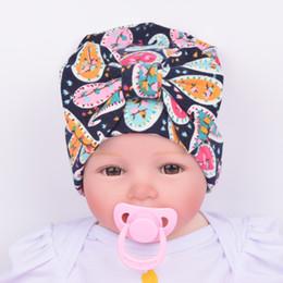 Cappello da neonato Cappello da neonato Berretto con fiocchetto da fiore  Cappellino per neonato Cappellino per ospedale Cappellino per ospedale f318661d98e6