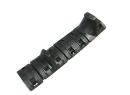 Handguard Rail Covers Australia - TacticaL 4pcs Hand Stop Kit serves for airsoft Modular Full Profile handguard panels Picatinny Rail Cover Polymer grip Black