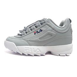 4fe8481cb6ace 2018 novo Almofada Fila II 2 Homens Tênis Esportivos clássico Sports Sneaker  Antiderrapante Damping Calçados de Verão para As Mulheres Aumente o tênis  ...