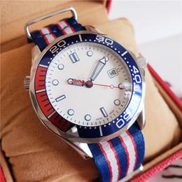 $enCountryForm.capitalKeyWord Australia - Professional Mens 300m James Blue Dial Sapphire Automatic Wrist Watch Famous Men's Datejust Watches Free Shipping