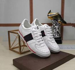 online store 4a89b c4f32 Weiße Leder Italienische Mode Schuhe Online Großhandel ...