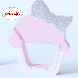 Christmas Tables Canada - INS Girl Ice-cream Piggy bank Children cute pink silver money box Room Model Table Handicraft Nordic Home Decoration