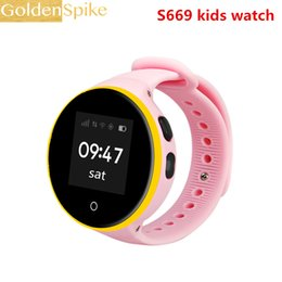 $enCountryForm.capitalKeyWord UK - Kids Smart Watch S669 Children Wristwatch 1.22'' IPS Screen GPS Tracker Monitor Baby SOS Anti Lost Reminder Phone Watch