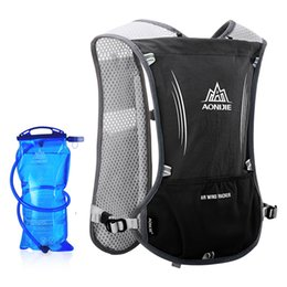 $enCountryForm.capitalKeyWord UK - AONIJIE Men Women Lightweight Running Backpack Outdoor Sports Trail Racing Marathon Hiking Hydration Vest Pack 1.5L Water Bag