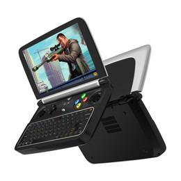 Ordinateur portable de jeu mini PC portable GPD WinDes 6 pouces console de jeu portable 2 pouces Intel Core m3-7Y30 Win10 système 8 Go de RAM 128 Go de poche ROM