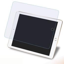 Protecteurs d'écran en verre trempé 9H pour iPad Pro 9,7 pouces 3 4 Air / Air 2 Mini 2/3/4 avec emballage