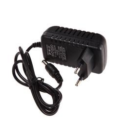 Adattatore Convertitore AC DC 5 V 2 A AC-DC adattatore EU plug 5.5 mm x 2.1 mm 2000 mA