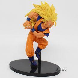 $enCountryForm.capitalKeyWord Australia - SCultures BIG Dragon Ball Z Super Saiyan 3 Son Sokou Goku PVC Action Figure Collectible Model Toy 18cm KT3210