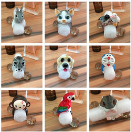 Wholesale Fashion Ring Custom Cute Gift Simulation Designs Animal Ring Plastic ABS Craft Ring