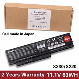 $enCountryForm.capitalKeyWord Canada - KingSener Japanese Cell 45N1025 Laptop Battery For Lenovo Thinkpad X230 X230i X220 X220I X220S 45N1024 45N1022 45N1029 45N1033