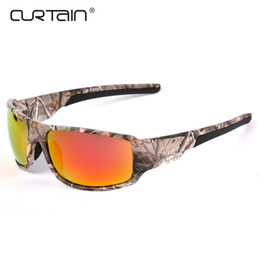 SunglaSSeS man polariSed online shopping - Men s Camo Frame Goggle Style Polarized Driving Sun Glasses Camouflage Frame Polarised Sunglasses UV400 Protection arnett