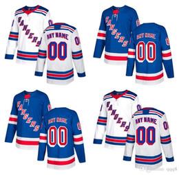 41f8df30e1e 2017-2018 Season Customized NY New York Rangers Jerseys Custom Ice Hockey  Jerseys Stitched Any Name Number Size S-XXXL