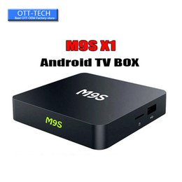 $enCountryForm.capitalKeyWord UK - M9S X1 Android 6.0 TV BOX Smart Mini PC Amlogic S905X Quad Core H.265 Media Player 2.4GHz Wifi HDMI 2.0A Game 1080P Home Theater