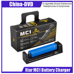 Monitor Interface Canada - Authentic XTAR MC1 CHARGER SINGLE SLOT CHARGER Interface Temperature Monitoring System VS Nitecore I2 I4 TR-006 MC2 E-Cigarettes Chargers