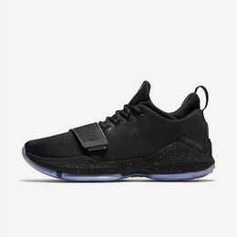 Chinese  Men Athletic Paul George PG 1 Flip the Switch Low Zoom Basketball Shoes Adult I Green Glacier Grey Ivory Ferocity Shining Oreo Sneakers manufacturers