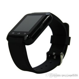 smart watch samsung s5 NZ - Hot Smart Watch U8 blutooth Sports Watch GPS for iPhone 4 4S 5 5S Samsung S4 S5 Android Phone Smartpho OTH014