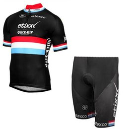 QUICK STEP RABOBANK team Cycling Short Sleeves jersey (bib) shorts sets new  Breathable mtb bicycle Clothes Wear ropa ciclismo C1719 inexpensive rabobank  ... 84a1bff75