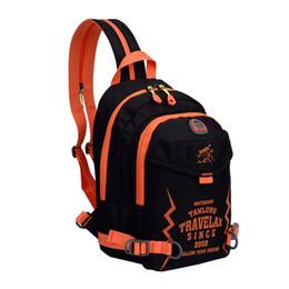 $enCountryForm.capitalKeyWord NZ - Waterproof Chest Bag With Creative Shoulder Strap Outdoor Hiking Sport Bag Travel Leisure School Backpack Climbing Shoulder Bags