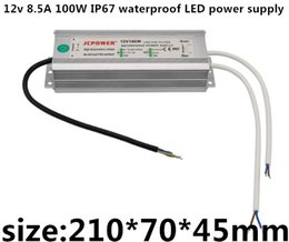 String Light Switch NZ - AC100v-240v DC 12v 8.5A 100W 12v led strip led Module point Light string light big rain outdoor power switch power supply