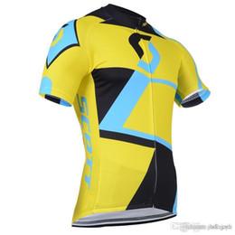 Scott Bikes Canada - 2017 NEW Scott Cycling jerseys Men short style bike Bicycle Clothing Set Pro Team Sport mtb Racing Riding clothes 8 styles