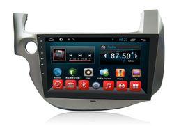 $enCountryForm.capitalKeyWord NZ - Quad core 1024*600 HD Screen Android 6.0 Car DVD GPS Navigation Player for HONDA Fit Saloon 2014 Bluetooth Wifi 3G steering wheel control