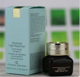 Wholesale Famous Brand Feuchtigkeitsspendende Augencreme Advanced Night Repair Eye care 15ml