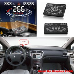 $enCountryForm.capitalKeyWord Australia - For Peugeot 607 806 807 Eurovans - Car HUD Head Up Display - Safe Driving Screen Projector Refkecting Windshield