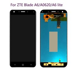 $enCountryForm.capitalKeyWord NZ - 5.2inch For ZTE Blade A6 A6 lite LCD Display For ZTE Blade A0620 LCD Touch Screen Digitizer full Assembly Replacement