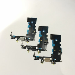 Iphone Plus Dock Connector Australia - High Quality New USB Charger Port Charging Dock Connector Flex Cable Replacement For iPhone 8 8G 8P 8 Plus 100PCS UP