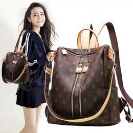 61c8cf858090 2017 мода дизайн женщины рюкзак высокое качество молодежные кожаные рюкзаки  для девочек-подростков женский школа сумка рюкзак МО