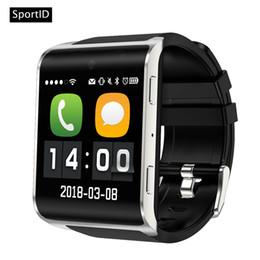 "Gps Hd Australia - DM2018 4G Smart Watch Support WIFI GPS Bluetooth Call Video Player Heart Rate Monitor 1.54"" HD IPS ROM16GB+RAM1GB SmartWatch"