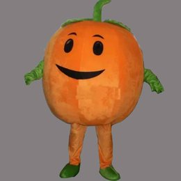 $enCountryForm.capitalKeyWord UK - 2018 High quality hot Cute Pumpkin Adult Size Mascot Costume Fancy Birthday Party Dress Halloween Carnivals Costumes