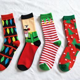 christmas socks men australia winter high quality christmas style socks for men combed cotton hip - Christmas Socks For Men