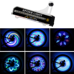$enCountryForm.capitalKeyWord NZ - Hot 32 LED color lamp Waterproof Motorcycle Cycling Bicycle Bike Wheel Signal Tire Spoke Light Cool Bike accessories 20