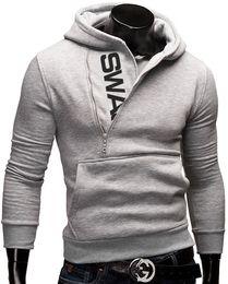 AssAssins creed zipper online shopping - Cotton XL Fashion Brand Hoodies Men Sweatshirt Tracksuit Male Zipper Hooded Jacket Casual Sportswear Moleton Masculino Assassins Creed