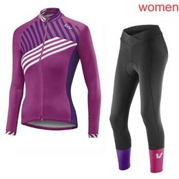 New LIV 2019 Cycling Clothing Long sleeves Women Cycling jersey set Racing bicycle  wear quick dry MTB bike Clothing Ropa Ciclismo Y013144 c8942ad06