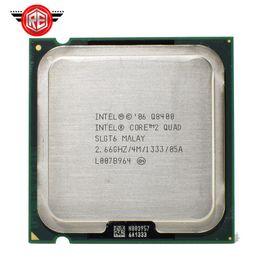 Intel 775 Processors Australia - 2018 INTEL CORE 2 QUAD Q8400 Processor 2.66GHz 4MB Cache FSB 1333 Desktop LGA775 CPU